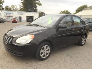 2008 Hyundai Accent GL 4-Door