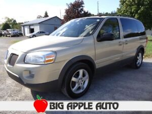 2009 Pontiac Montana SV6 Shorty