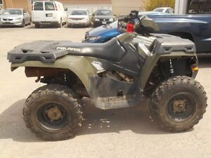 2013 Polaris Sportsman  500 HO AWD