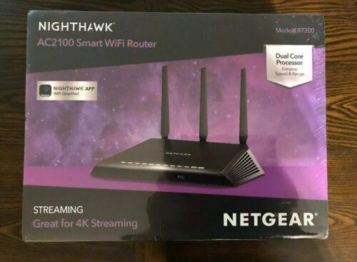 Netgear Nighthawk AC2100 Smart WiFi Router