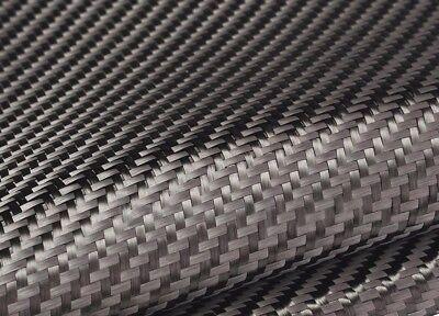 Carbon Fiber Cloth Fabric 3k 2x2 Twill Weave 3 Yds - 50 X 108