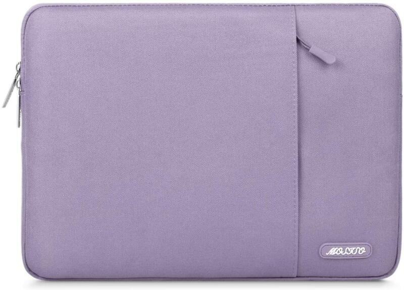 Laptop+Sleeve+Bag+Compatible+with+MacBook+Air+13+inch+-+Purple