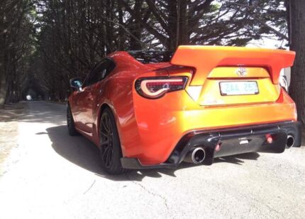 2012 Toyota 86 Coupe