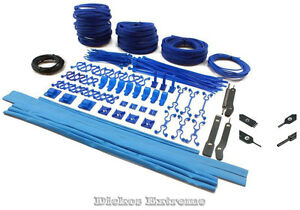 Mod-Smart-Professional-Kobra-System-Expandable-Cable-Sleeving-Kit-UV-Blue-Mod