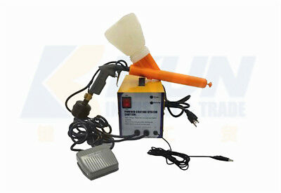 2019 New Complete 1030 Psi Powder Coating System-paint Gun Pc15 Ce