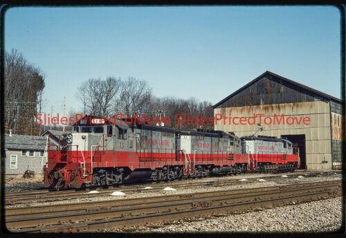 Orig. Slide - Mountain Laurel GP10 13 + 2 more, Brookville, PA - 1992