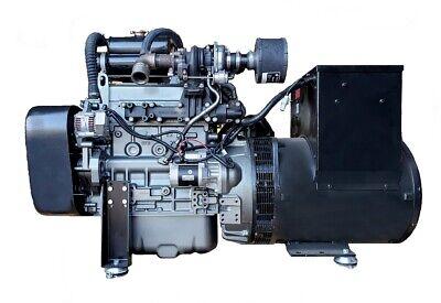 45kw Yanmar Keel Cooled Diesel Generator