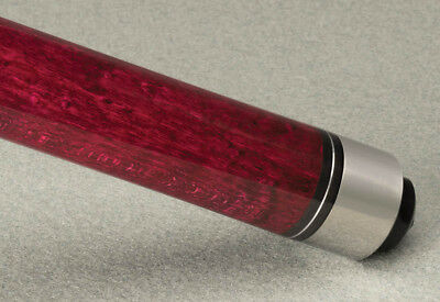 Hustler Sneaky Pete Pool - McDermott Star S69 Sneaky Pete Hustler Billiards Pool Cue Stick Red + FREE CASE