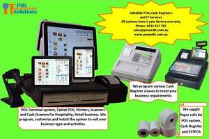 POS (Point Of Sale) System-Cash Register-IT Services Greenacres Port Adelaide Area Preview