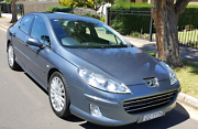 2007 PEUGEOT 407 LUXURY SPORT CAR Adelaide CBD Adelaide City Preview