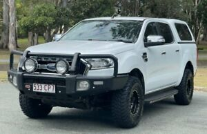 2017 Ford Ranger PX MkII XLT Double Cab 6 Speed Sports Automatic Utility Southport Gold Coast City Preview