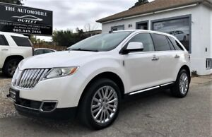 2011 Lincoln MKX AWD NO ACCIDENT BACK-UP CAM LEATHER NO ACCIDENT