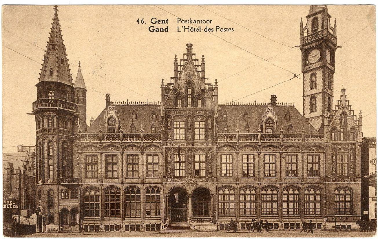 Gent - Postkantoor