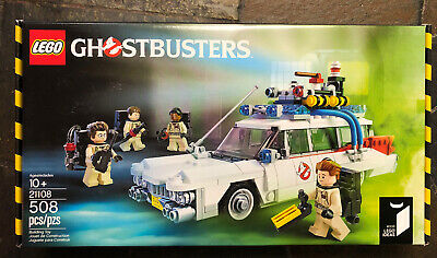 LEGO IDEAS GHOSTBUSTERS 21108 ECTO 1 FACTORY SEALED FREE PRIORITY SHIP