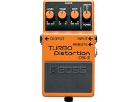 Boss DS-2 Turbo Distortion Pedal - Used