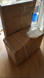 Still Boxed Brand NEW Table and 6 Chairs - Glass Topped with Six Chairs - Great Price