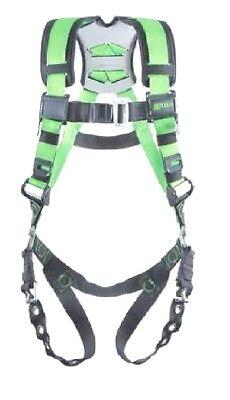 Miller Revolution Full Body Harness Removable Belt Rpyfd-tb-bdpugn