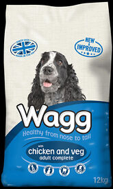 15kg bags of wag working