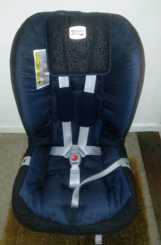 britax two way elite rear and forward facing car seat used no damage in plymouth devon. Black Bedroom Furniture Sets. Home Design Ideas