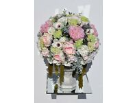 Experienced Florist Required in Bishopbriggs, Glasgow to Make Vase Arrangements – Long Term Job