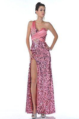 Cinderella Design Evening Gown Formal Dress Bridesmaid Bridal Pageant Party Sz 6](Cinderella Gown)