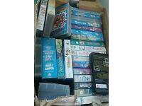 50 piece Videos box set