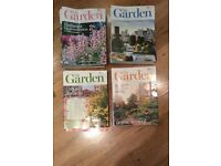 THE GARDEN MAGAZINE by the Royal Horticultural Siciety