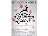 Page turner needed for Community Choir Christmas Concert