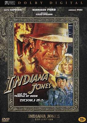 Indiana Jones And The Temple Of Doom Movie Poster 11X17 French Harrison Ford