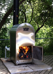 how to build a wood fired pool heater