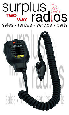 - KENWOOD OEM KMC-42 SPEAKER MIC I.S Submersible NX300 NX200 NX5200 NX5300 TK5310