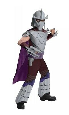 Teenage Mutant Ninja Turtles Deluxe Shredder Costume, Large , New, Free Shipping