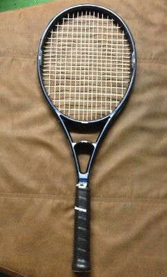WILSON STING 95 MID PLUS GRAPHITE TENNIS RACKET HIGH BEAM SERIES NEW GRIP 4 1/2