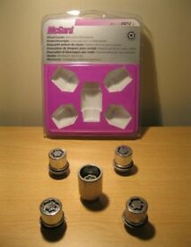 McGard Locking wheel nuts. Ford Focus ST and others