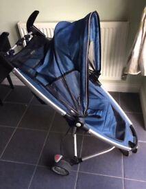 Quinny Zapp stroller pushchair