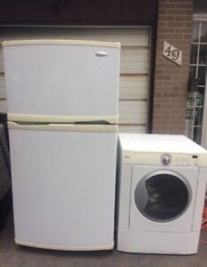 Whirlpool golden refrigerator dryer delivery available