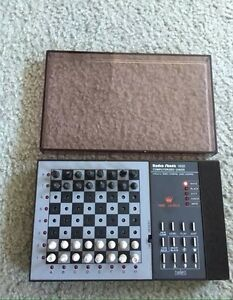 Radio shack chess computer 1650 Gary Kasparov endorsed