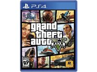 GTA 5 Grand Theft Auto PS4