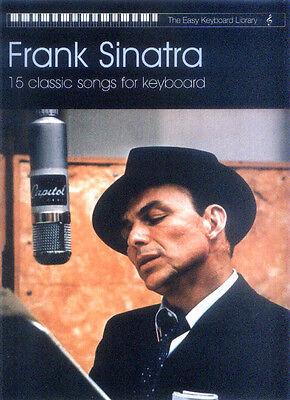 Frank Sinatra Greatest Hits The Best of Songbook Noten für Keyboard leicht