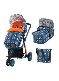 Cosatto travel system in toodle pip