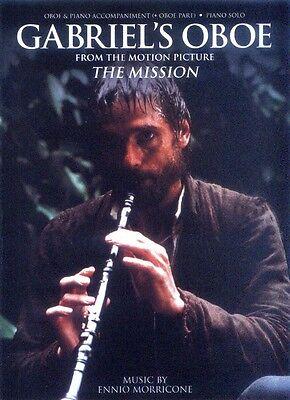 Ennio Morricone Gabriel's Oboe Noten für Oboe und Klavier