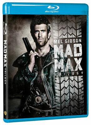 Mad Max - Trilogia (3 Blu-Ray) WARNER HOME VIDEO comprar usado  Enviando para Brazil