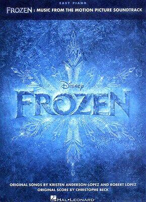 Frozen - Die Eiskönigin Easy Piano Songbook Noten für Klavier leicht