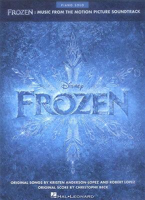 Frozen - Die Eiskönigin Piano Solos Songbook Noten für Klavier solo