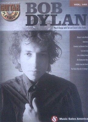 Bob Dylan Guitar Play-Along Gitarre Noten Tab CD