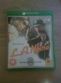 Xbox one LA noire
