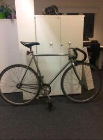 Single speed fixed gear, specialized bike