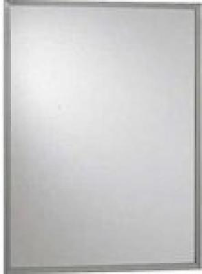 Commercial Restroom Bathroom Wall Mirror 18 x 30 inches Stainless Steel Decor