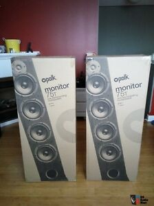 Polk Audio Monitor 75t Tower Speakers
