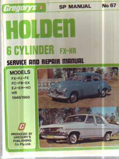 Hr holden brake upgrade kit suit early holden hr hd eh ej eb ek holden fx fj fe fc fb ek ej eh hd hr workhsop manual 48 68 sciox Gallery